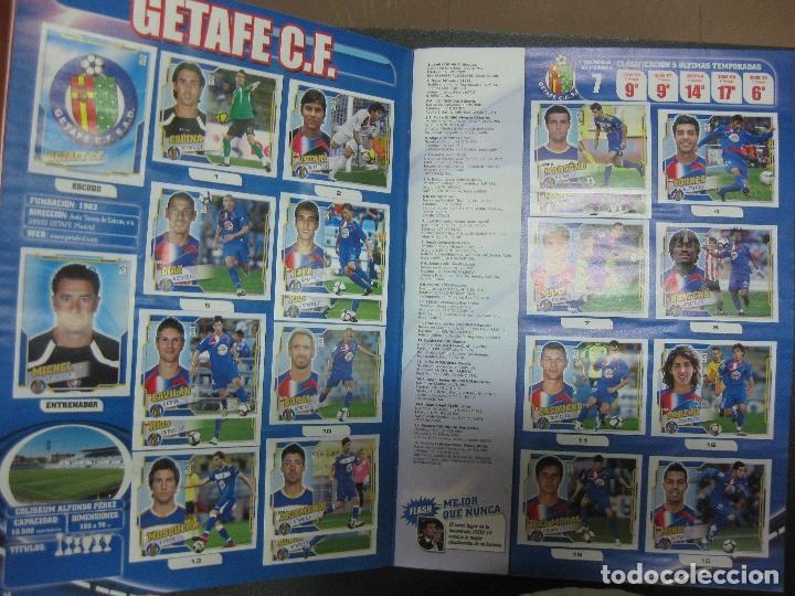 Álbum de fútbol completo: ALBUM CROMOS FUTBOL LIGA 2010 - 2011. COMPLETO. CONTIENE 517 CROMOS. COLECCIONES ESTE PANINI - Foto 5 - 79513733
