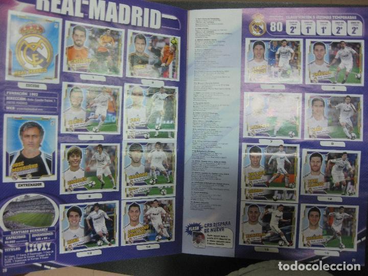 Álbum de fútbol completo: ALBUM CROMOS FUTBOL LIGA 2010 - 2011. COMPLETO. CONTIENE 517 CROMOS. COLECCIONES ESTE PANINI - Foto 6 - 79513733