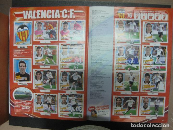 Álbum de fútbol completo: ALBUM CROMOS FUTBOL LIGA 2010 - 2011. COMPLETO. CONTIENE 517 CROMOS. COLECCIONES ESTE PANINI - Foto 8 - 79513733