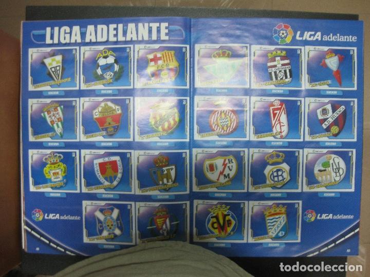Álbum de fútbol completo: ALBUM CROMOS FUTBOL LIGA 2010 - 2011. COMPLETO. CONTIENE 517 CROMOS. COLECCIONES ESTE PANINI - Foto 9 - 79513733