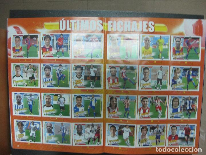 Álbum de fútbol completo: ALBUM CROMOS FUTBOL LIGA 2010 - 2011. COMPLETO. CONTIENE 517 CROMOS. COLECCIONES ESTE PANINI - Foto 10 - 79513733