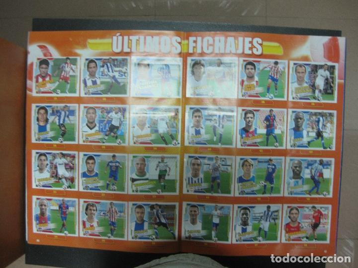Álbum de fútbol completo: ALBUM CROMOS FUTBOL LIGA 2010 - 2011. COMPLETO. CONTIENE 517 CROMOS. COLECCIONES ESTE PANINI - Foto 11 - 79513733