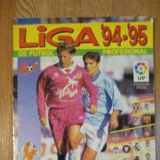Álbum de fútbol completo: ÁLBUM LIGA 94/95 PANINI COMPLETO. Lote 79750421