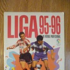 Álbum de fútbol completo: ÁLBUM LIGA 95/96 PANINI COMPLETO. Lote 79754713