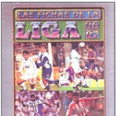 Álbum de fútbol completo: FÚTBOL MUNDICROMO 1996 1997 COLECCIÓN COMPLETA CON BAJAS - ÁLBUM. Lote 80648962