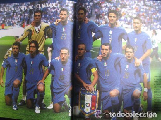 Álbum de fútbol completo: FUTBOL: 2006 ALBUM-LIBRO PANINI DEL MUNDIAL DE FUTBOL ALEMANIA 06. MUCHAS FOTOS A COLOR. NUEVO. - Foto 9 - 153799060