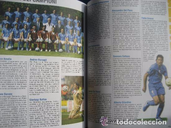 Álbum de fútbol completo: FUTBOL: 2006 ALBUM-LIBRO PANINI DEL MUNDIAL DE FUTBOL ALEMANIA 06. MUCHAS FOTOS A COLOR. NUEVO. - Foto 10 - 153799060
