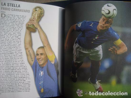 Álbum de fútbol completo: FUTBOL: 2006 ALBUM-LIBRO PANINI DEL MUNDIAL DE FUTBOL ALEMANIA 06. MUCHAS FOTOS A COLOR. NUEVO. - Foto 11 - 153799060