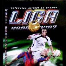Álbum de fútbol completo: ALBUM LIGA ESTE 06 07 2006 2007 - FACSIMIL - PANINI - COLECCION CROMOS INOLVIDABLES SALVAT. Lote 80865731
