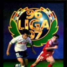 Álbum de fútbol completo: ALBUM LIGA ESTE 96 97 1996 1997 - FACSIMIL - PANINI - COLECCION CROMOS INOLVIDABLES SALVAT. Lote 81875928