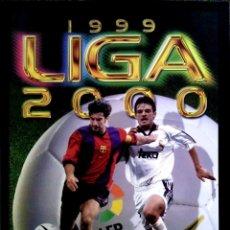 Caderneta de futebol completa: ALBUM LIGA ESTE 99 00 1999 2000 - FACSIMIL - PANINI - COLECCION CROMOS INOLVIDABLES SALVAT. Lote 181669346