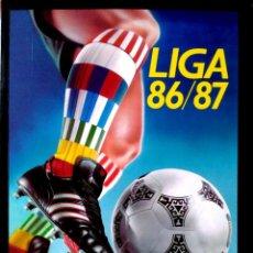 Álbum de fútbol completo: ALBUM LIGA ESTE 86 87 1986 1987 - FACSIMIL - PANINI - COLECCION CROMOS INOLVIDABLES SALVAT. Lote 81548084