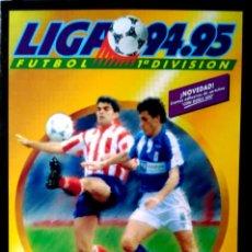 Álbum de fútbol completo: ALBUM LIGA ESTE 94 95 1994 1995 - FACSIMIL - PANINI - COLECCION CROMOS INOLVIDABLES SALVAT. Lote 81555184