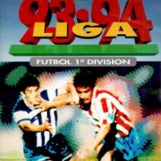 Álbum de fútbol completo: ALBUM ESTE 93-94 COMPLETO ¡¡¡OJO!!!. Lote 81577192