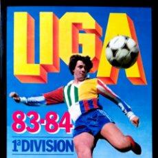 Álbum de fútbol completo - Album Liga ESTE 83 84 1983 1984 - FACSIMIL - PANINI - Coleccion Cromos Inolvidables SALVAT - 81588192