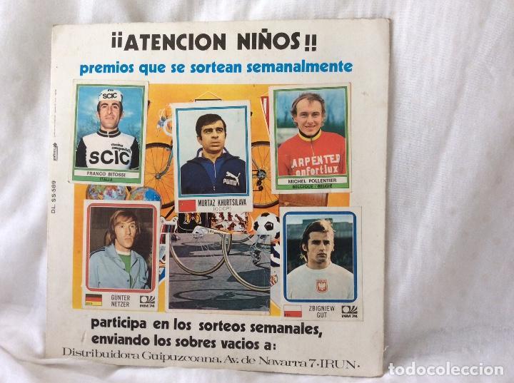 Álbum de fútbol completo: Album escudos de futbol matalizados 1-2 Division año 1972 Completo - Foto 2 - 81716140
