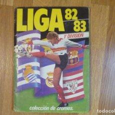 Álbum de fútbol completo: ÁLBUM ESTE 82-83 CON 352 CROMOS, 43 COLOCAS CON DOBLE VERSIÓN COSTHLY.. Lote 81908640