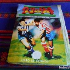 Álbum de fútbol completo: ESTE LIGA 93 94 1993 1994 COMPLETO CON MUCHOS DOBLES Y COLOCAS. . Lote 82271472