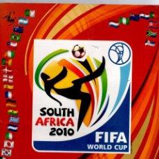 Álbum de fútbol completo: ALBUM FIFA WORLD CUP SOUTH AFRICA MUNDIAL FUTBOL 2010 COMPLETO. Lote 82514204