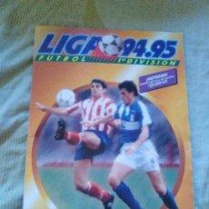Álbum de fútbol completo: ALBUM COMPLETO EDICIONES ESTE 94-95. Lote 82645716