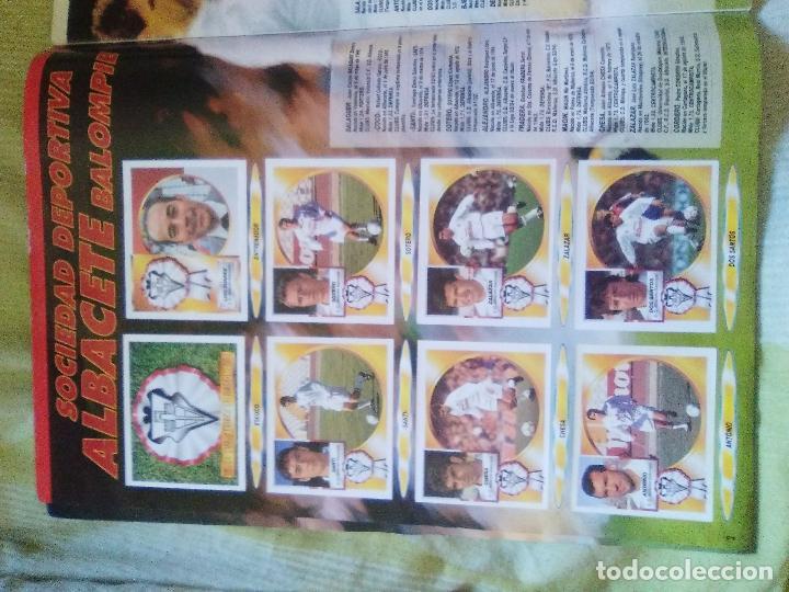 Álbum de fútbol completo: ALBUM COMPLETO EDICIONES ESTE 1994-95 LIGA ESTE 94-95 - Foto 4 - 82645716