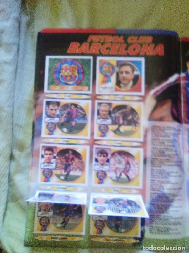 Álbum de fútbol completo: ALBUM COMPLETO EDICIONES ESTE 1994-95 LIGA ESTE 94-95 - Foto 6 - 82645716