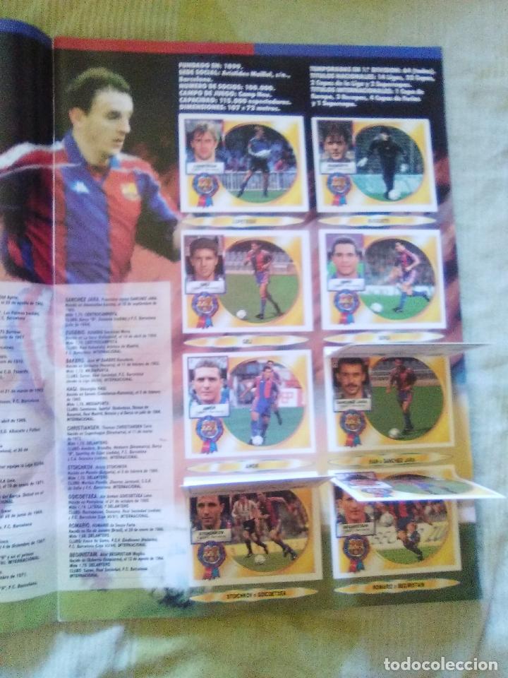 Álbum de fútbol completo: ALBUM COMPLETO EDICIONES ESTE 1994-95 LIGA ESTE 94-95 - Foto 7 - 82645716