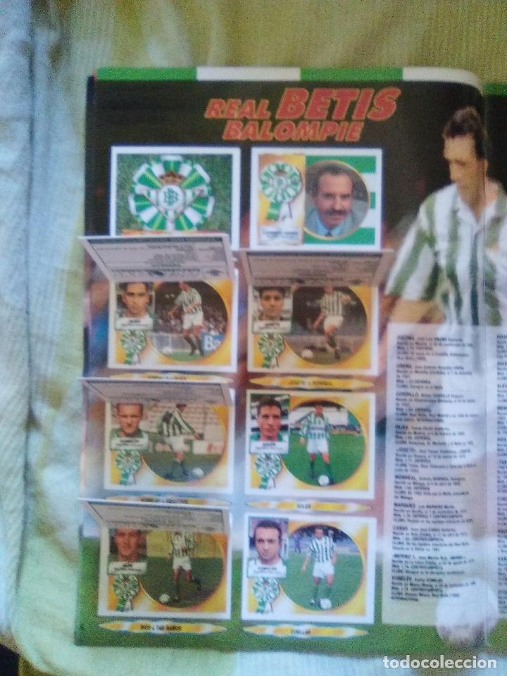 Álbum de fútbol completo: ALBUM COMPLETO EDICIONES ESTE 1994-95 LIGA ESTE 94-95 - Foto 8 - 82645716