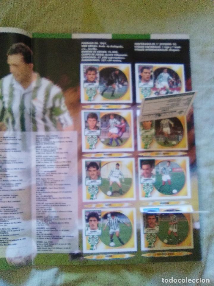 Álbum de fútbol completo: ALBUM COMPLETO EDICIONES ESTE 1994-95 LIGA ESTE 94-95 - Foto 9 - 82645716