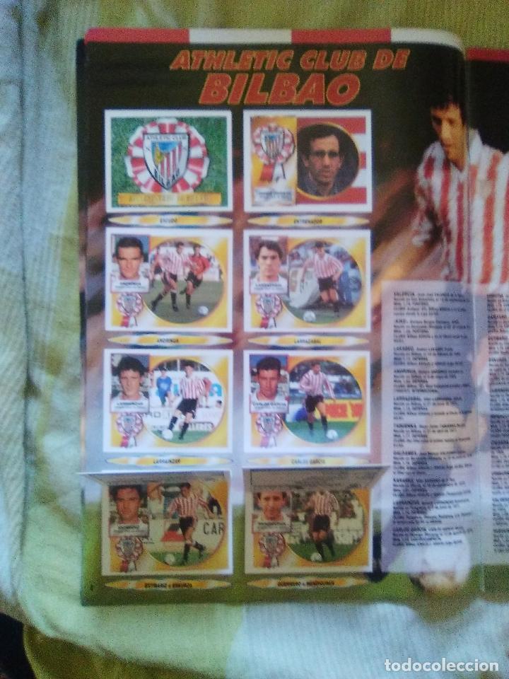 Álbum de fútbol completo: ALBUM COMPLETO EDICIONES ESTE 1994-95 LIGA ESTE 94-95 - Foto 10 - 82645716