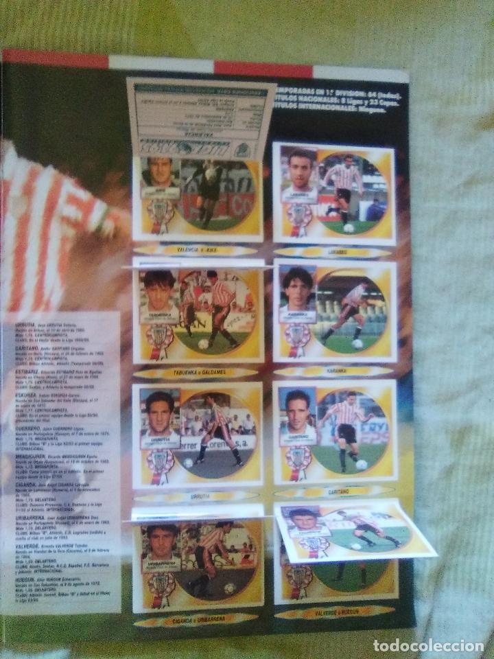 Álbum de fútbol completo: ALBUM COMPLETO EDICIONES ESTE 1994-95 LIGA ESTE 94-95 - Foto 11 - 82645716