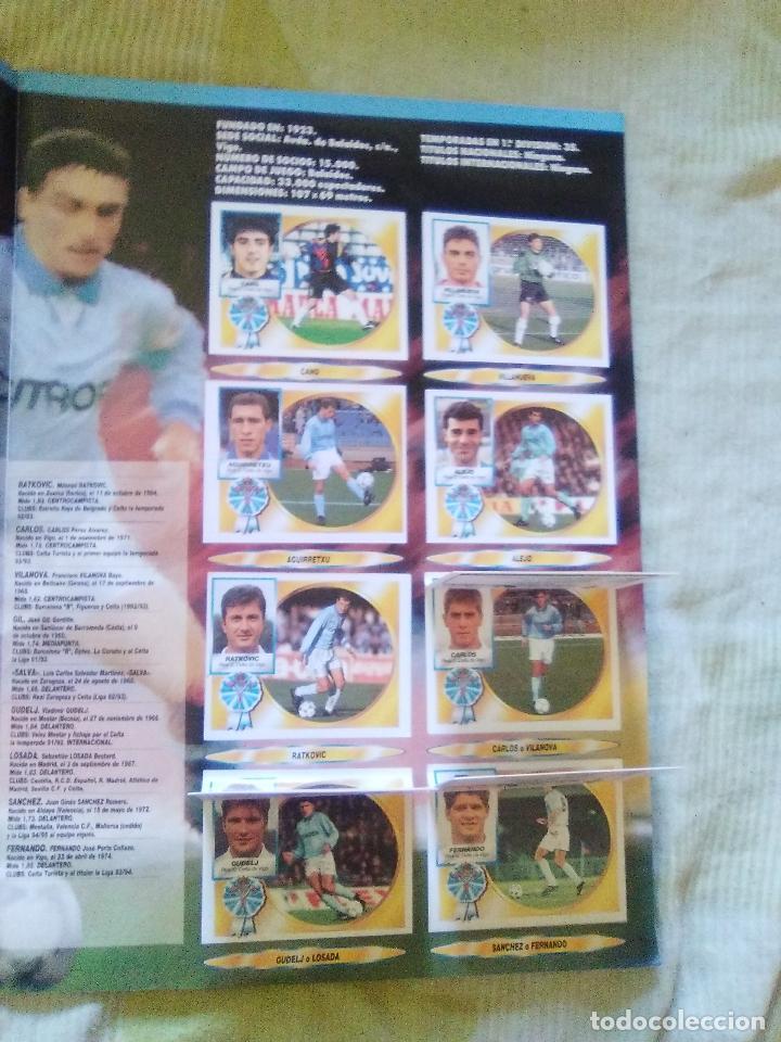 Álbum de fútbol completo: ALBUM COMPLETO EDICIONES ESTE 1994-95 LIGA ESTE 94-95 - Foto 13 - 82645716