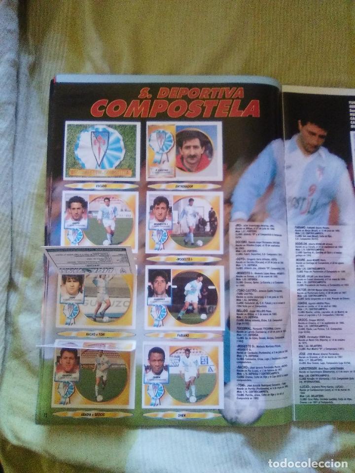 Álbum de fútbol completo: ALBUM COMPLETO EDICIONES ESTE 1994-95 LIGA ESTE 94-95 - Foto 14 - 82645716