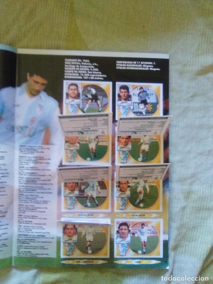 Álbum de fútbol completo: ALBUM COMPLETO EDICIONES ESTE 1994-95 LIGA ESTE 94-95 - Foto 15 - 82645716