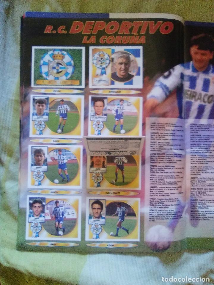 Álbum de fútbol completo: ALBUM COMPLETO EDICIONES ESTE 1994-95 LIGA ESTE 94-95 - Foto 16 - 82645716