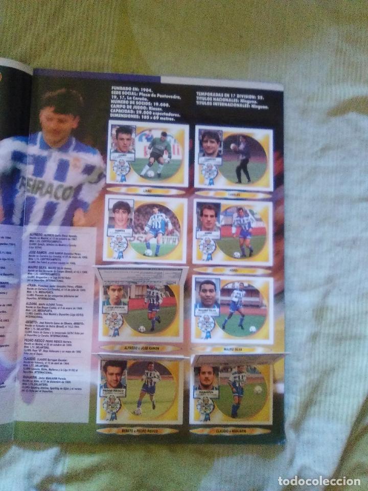 Álbum de fútbol completo: ALBUM COMPLETO EDICIONES ESTE 1994-95 LIGA ESTE 94-95 - Foto 17 - 82645716