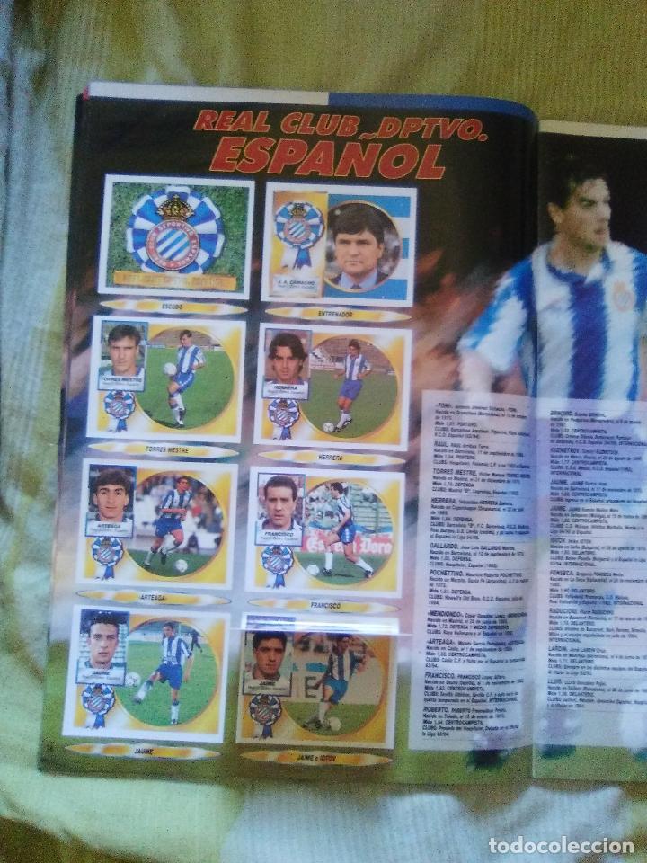 Álbum de fútbol completo: ALBUM COMPLETO EDICIONES ESTE 1994-95 LIGA ESTE 94-95 - Foto 18 - 82645716