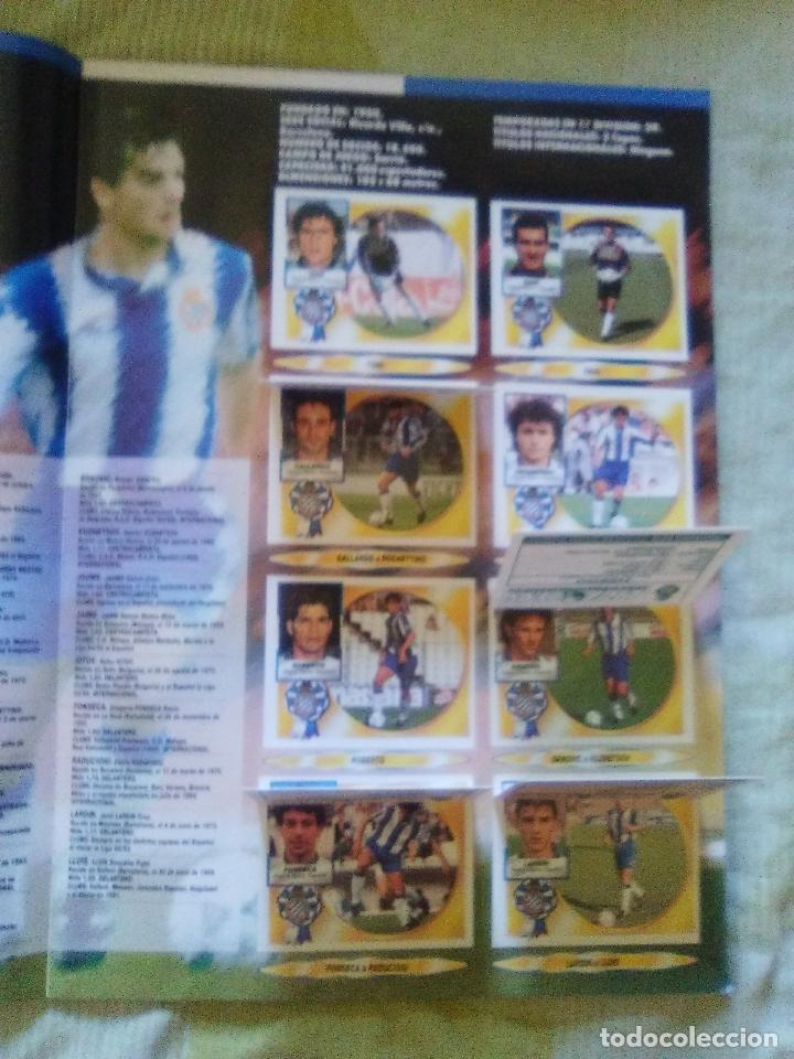 Álbum de fútbol completo: ALBUM COMPLETO EDICIONES ESTE 1994-95 LIGA ESTE 94-95 - Foto 19 - 82645716