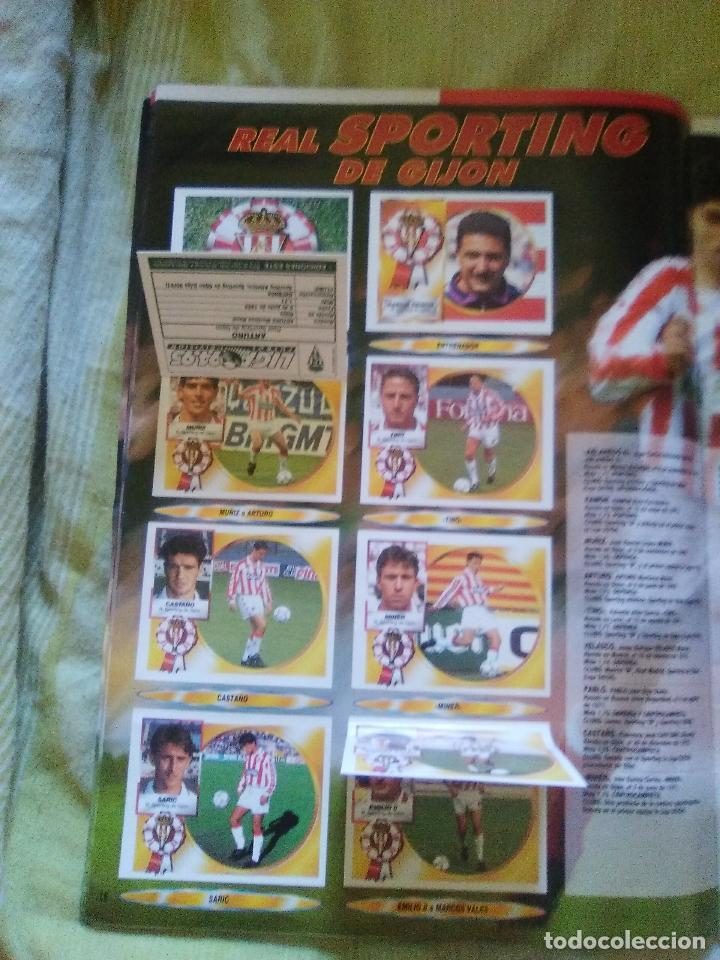 Álbum de fútbol completo: ALBUM COMPLETO EDICIONES ESTE 1994-95 LIGA ESTE 94-95 - Foto 20 - 82645716