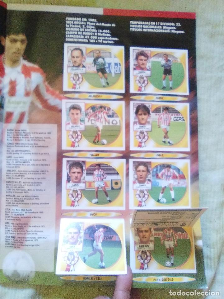 Álbum de fútbol completo: ALBUM COMPLETO EDICIONES ESTE 1994-95 LIGA ESTE 94-95 - Foto 21 - 82645716
