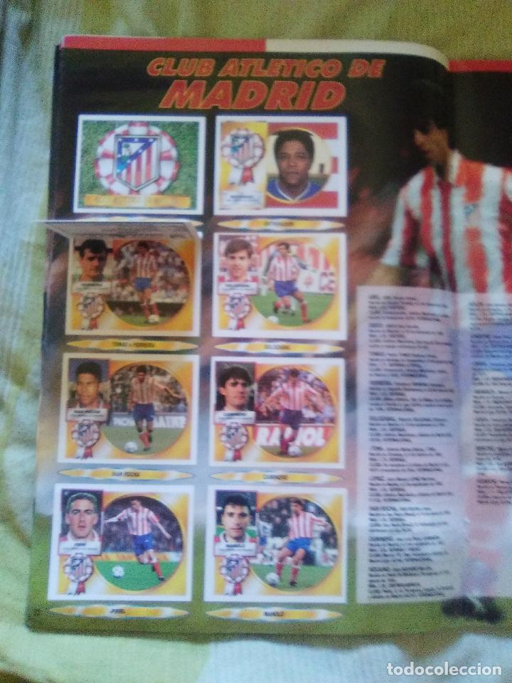 Álbum de fútbol completo: ALBUM COMPLETO EDICIONES ESTE 1994-95 LIGA ESTE 94-95 - Foto 22 - 82645716