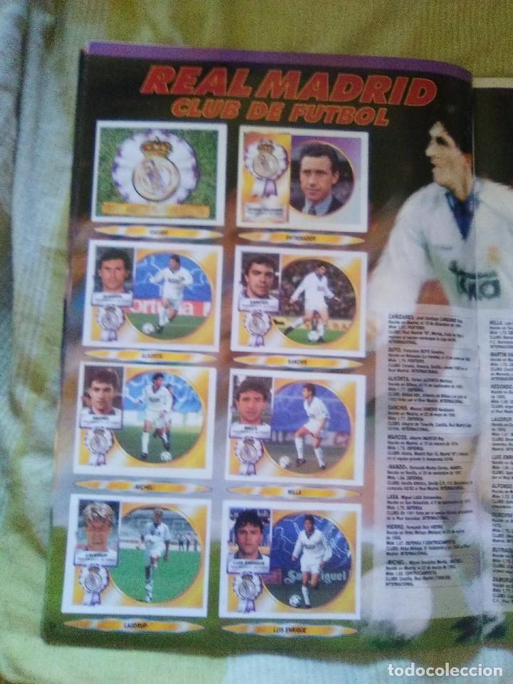 Álbum de fútbol completo: ALBUM COMPLETO EDICIONES ESTE 1994-95 LIGA ESTE 94-95 - Foto 24 - 82645716