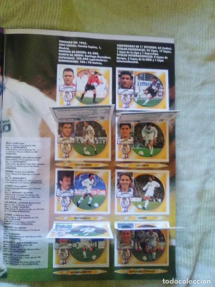 Álbum de fútbol completo: ALBUM COMPLETO EDICIONES ESTE 1994-95 LIGA ESTE 94-95 - Foto 25 - 82645716