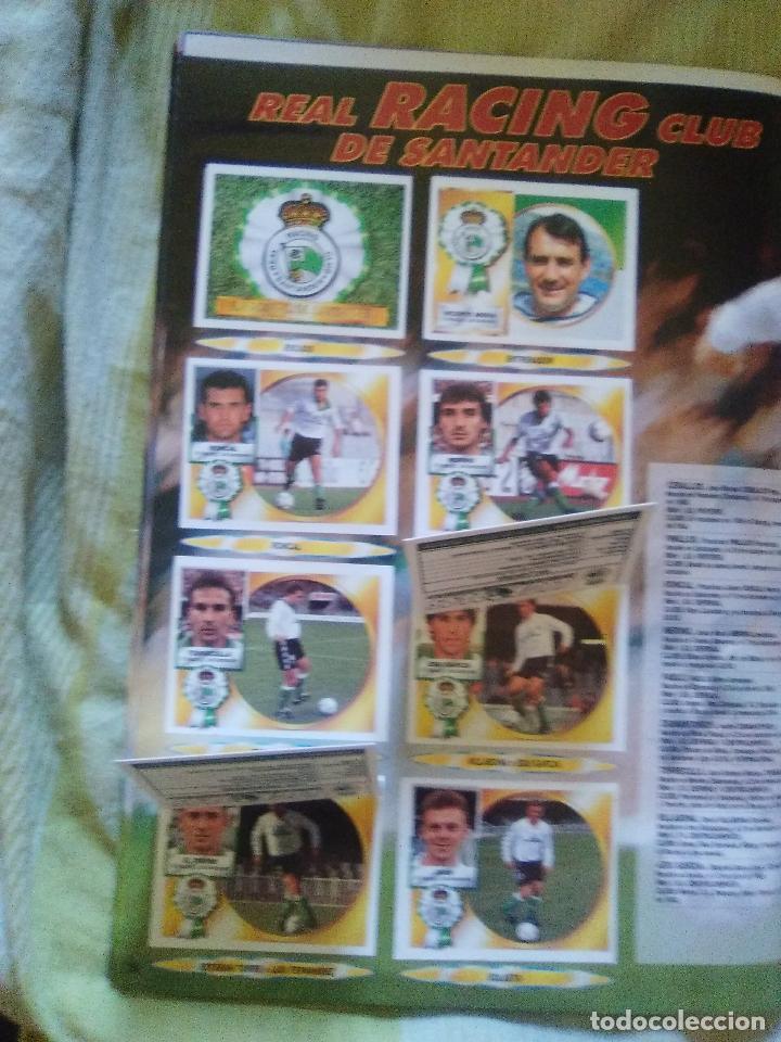 Álbum de fútbol completo: ALBUM COMPLETO EDICIONES ESTE 1994-95 LIGA ESTE 94-95 - Foto 28 - 82645716