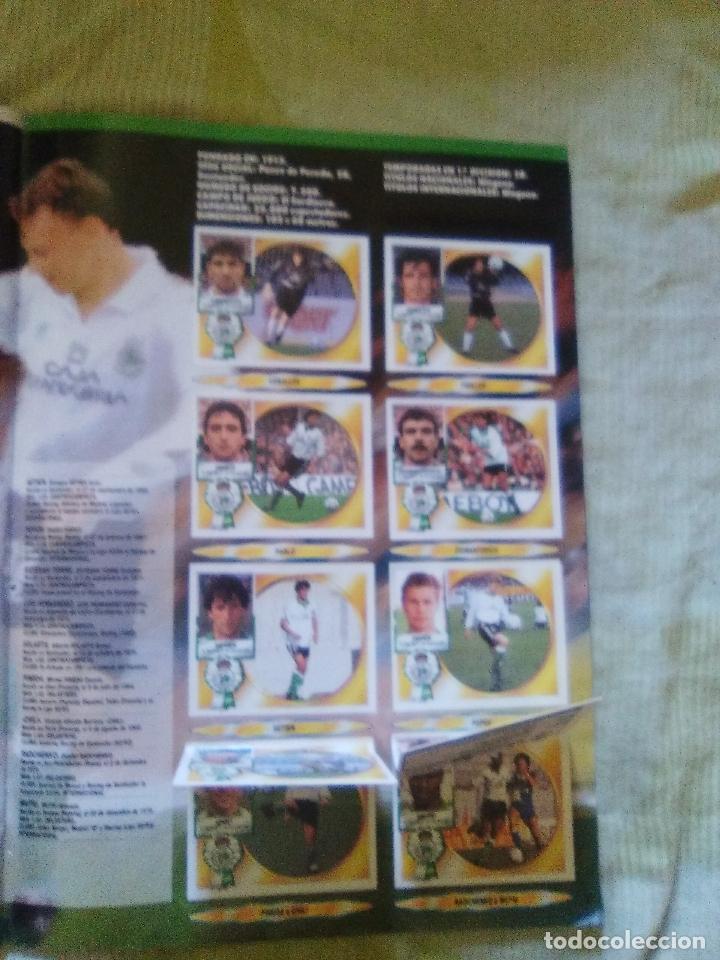 Álbum de fútbol completo: ALBUM COMPLETO EDICIONES ESTE 1994-95 LIGA ESTE 94-95 - Foto 29 - 82645716