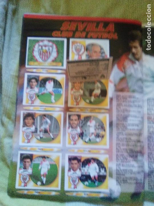 Álbum de fútbol completo: ALBUM COMPLETO EDICIONES ESTE 1994-95 LIGA ESTE 94-95 - Foto 30 - 82645716