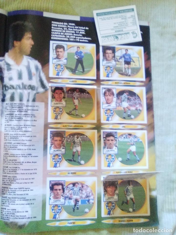 Álbum de fútbol completo: ALBUM COMPLETO EDICIONES ESTE 1994-95 LIGA ESTE 94-95 - Foto 32 - 82645716