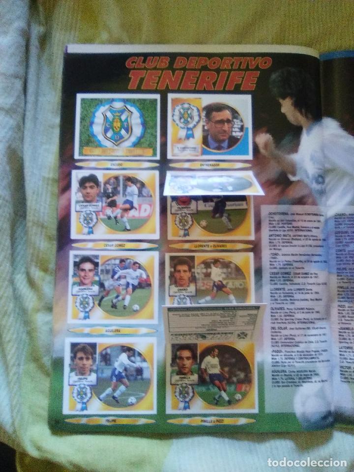 Álbum de fútbol completo: ALBUM COMPLETO EDICIONES ESTE 1994-95 LIGA ESTE 94-95 - Foto 33 - 82645716