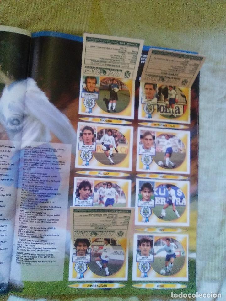 Álbum de fútbol completo: ALBUM COMPLETO EDICIONES ESTE 1994-95 LIGA ESTE 94-95 - Foto 34 - 82645716