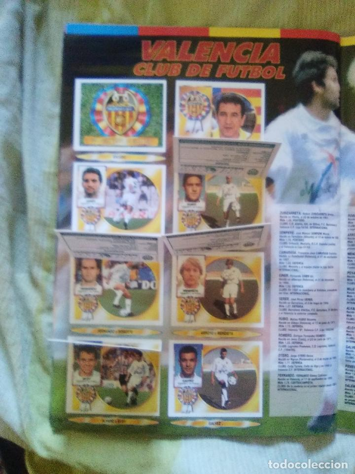 Álbum de fútbol completo: ALBUM COMPLETO EDICIONES ESTE 1994-95 LIGA ESTE 94-95 - Foto 35 - 82645716